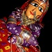 Indian Puppet Bride by andycoleborn