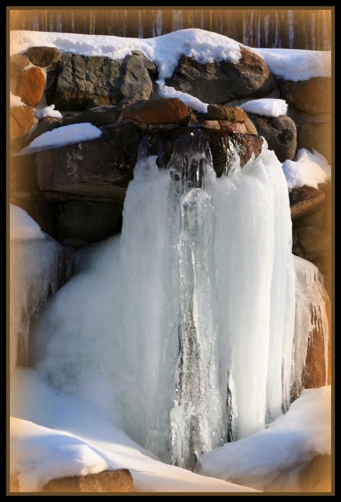 Ice Sculpture by digitalrn