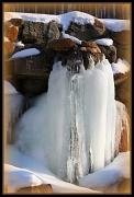 13th Feb 2011 - Ice Sculpture