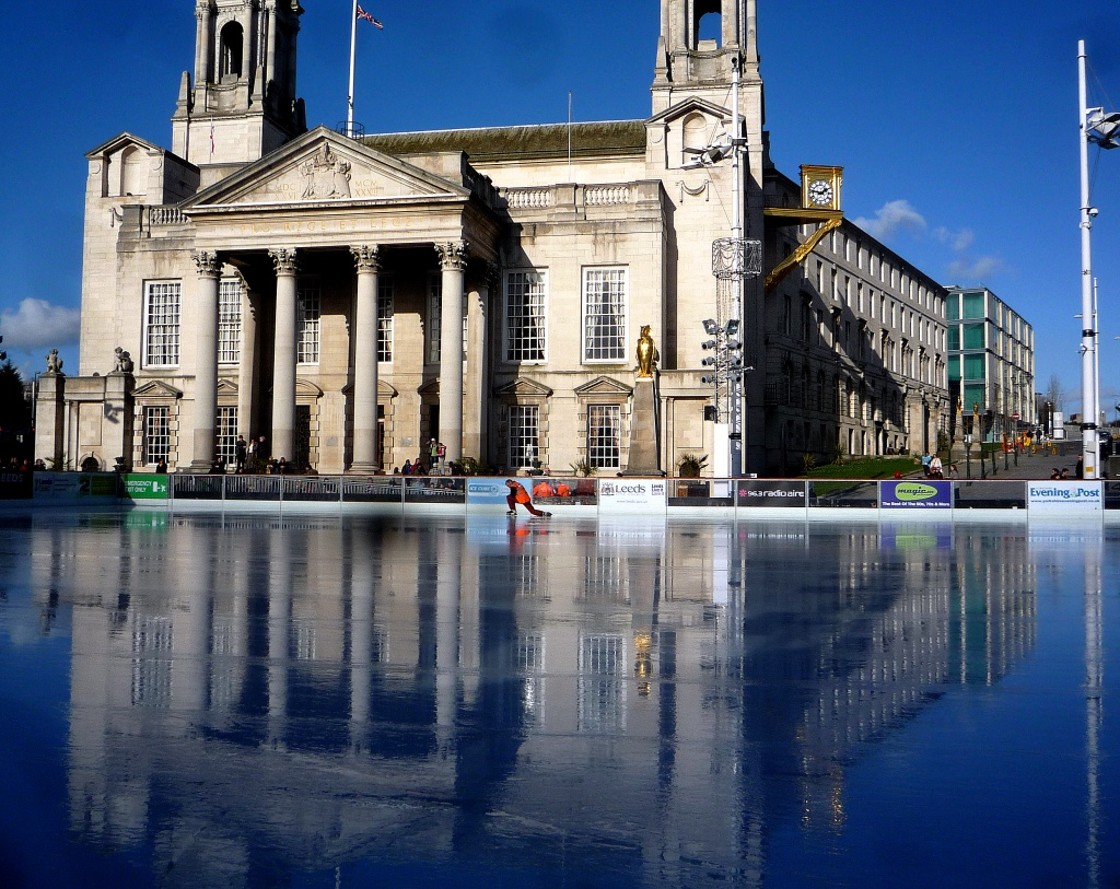 Leeds On Ice by rich57