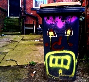 14th Feb 2011 - Oh Dusty Bin, Time Has Not Been Kind