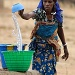 At the well  2 - Burkina Faso by miranda