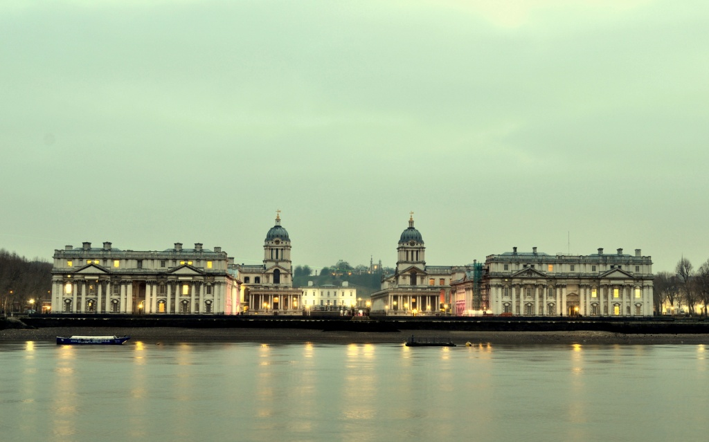 Greenwich by andycoleborn