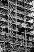 18th Feb 2011 - Lines, Ladders, Lift.