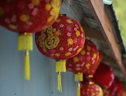 18th Feb 2011 - lanterns adorn many buildings for the ongoing Chinese New Year celebrations