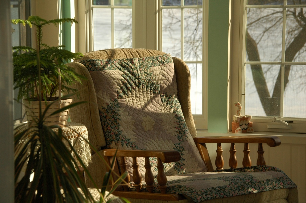 The sunroom by pfmandeville