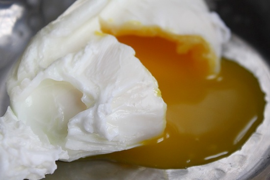 My First Poached Egg by kerosene