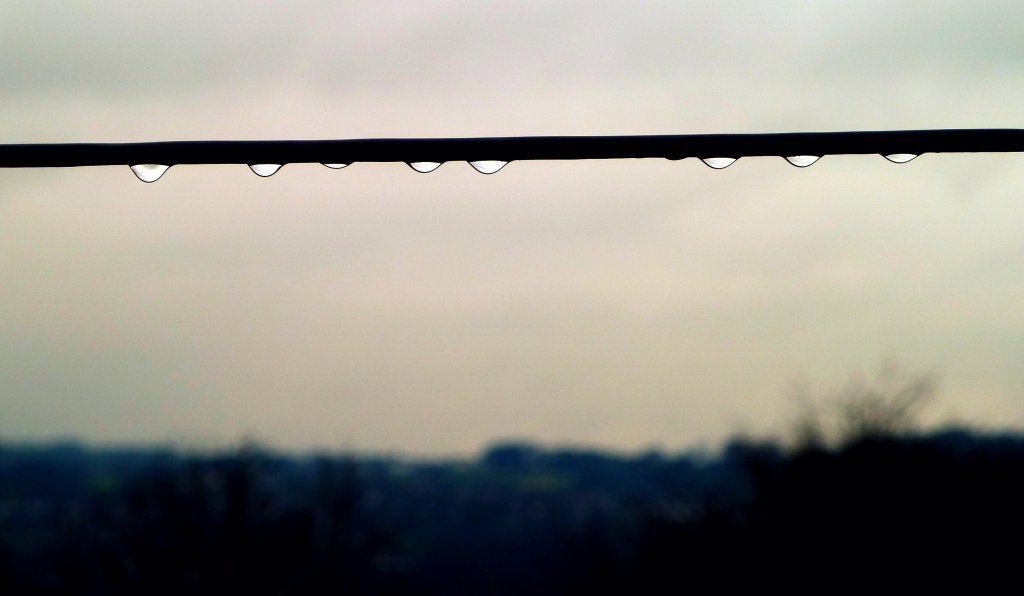 8 (or 9) Raindrops by rich57