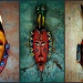 Burkinabe Masks by miranda