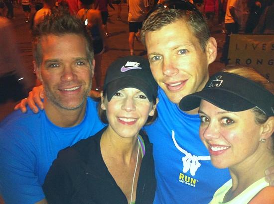austin livestrong half-marathon by bcurrie