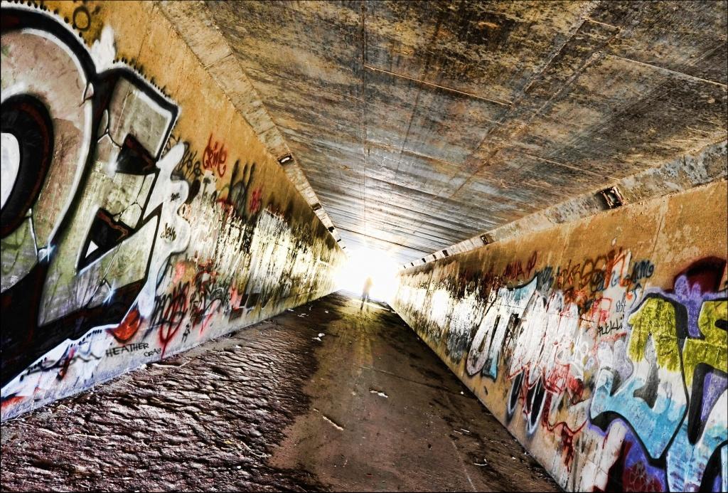 Graffiti Under One by pixelchix