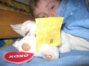 9th Mar 2010 - Tooth Fairy visit #2