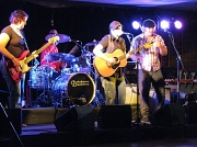 """28th Feb 2011 - """"Blue Honey"""" Band played at """"River of Hope"""" Brisbane Flood Appeal."""