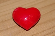 2nd Mar 2011 - Red heart