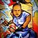 Street art in Bondi by tabbycat