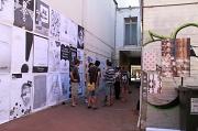 13th Dec 2009 - Guerilla Laneway Exhibition
