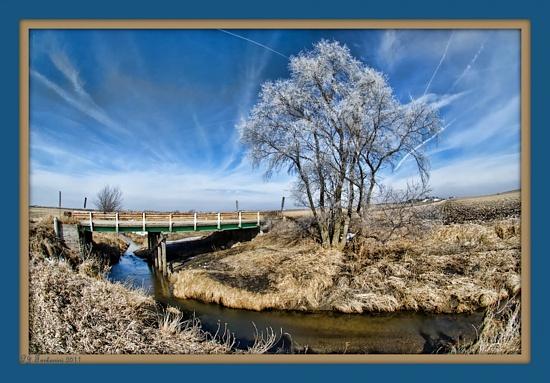 Bridges and Blue Skies by bluemoon