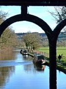16th Mar 2011 - Canal Bridge at Great Haywood (72a)