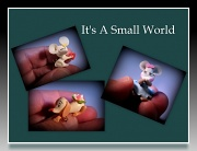 24th Mar 2011 - It Is A Very Small World