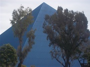 26th Mar 2011 - Blue Pyramid