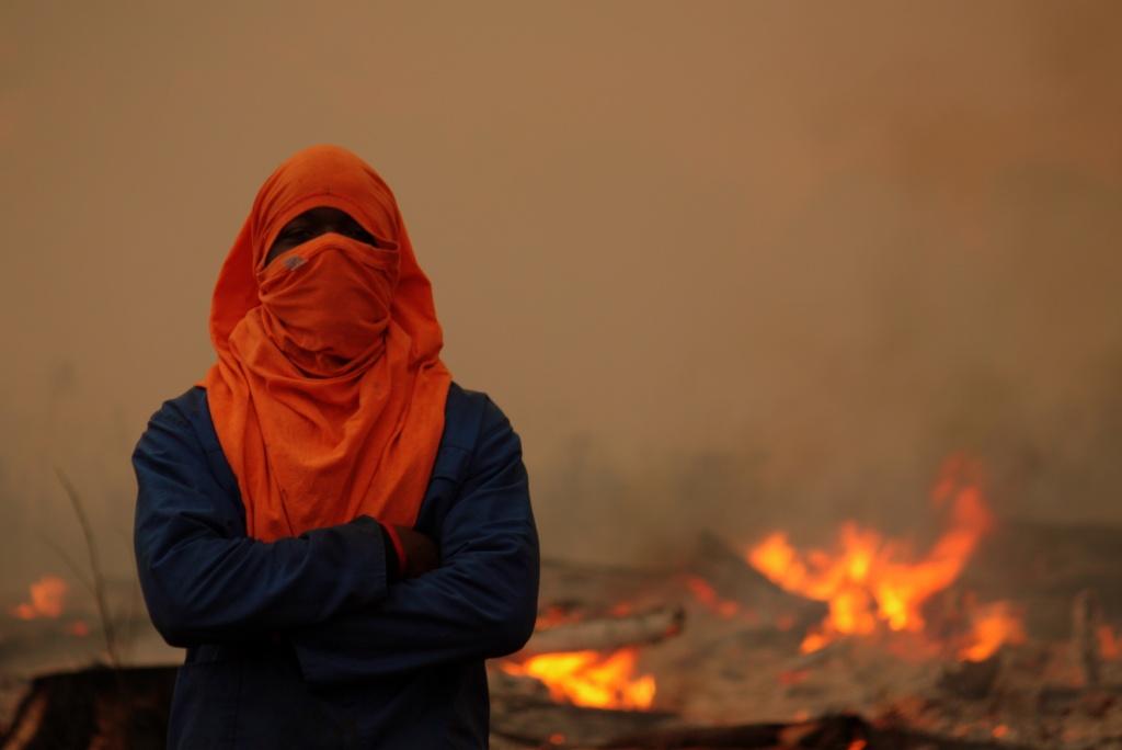 Burning the wasteland by eleanor