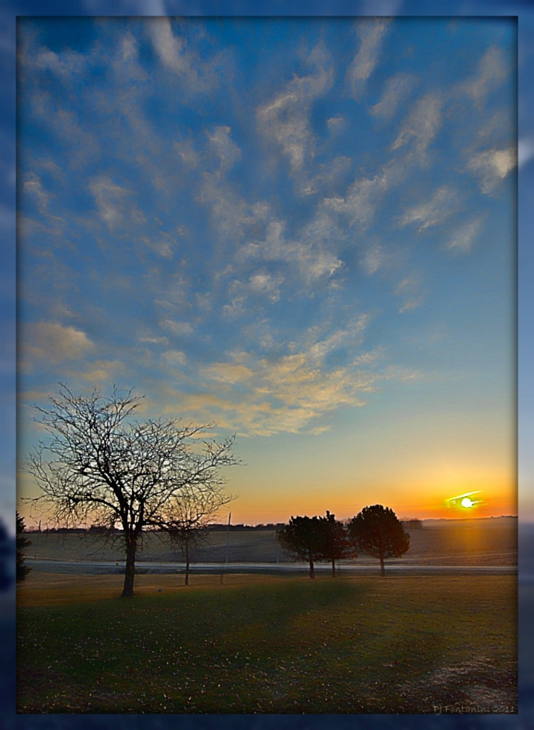 Good Morning Sunshine! by bluemoon