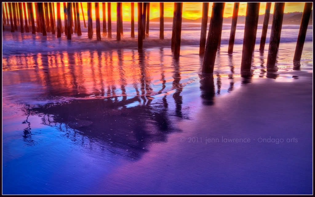 Pismo Pilings by aikiuser