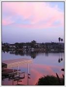 1st Apr 2011 - Sunrise on the lagoon