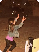 2nd Apr 2011 - Chasing bubbles