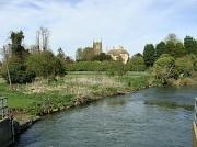 6th Apr 2011 - Church in Blunham village.