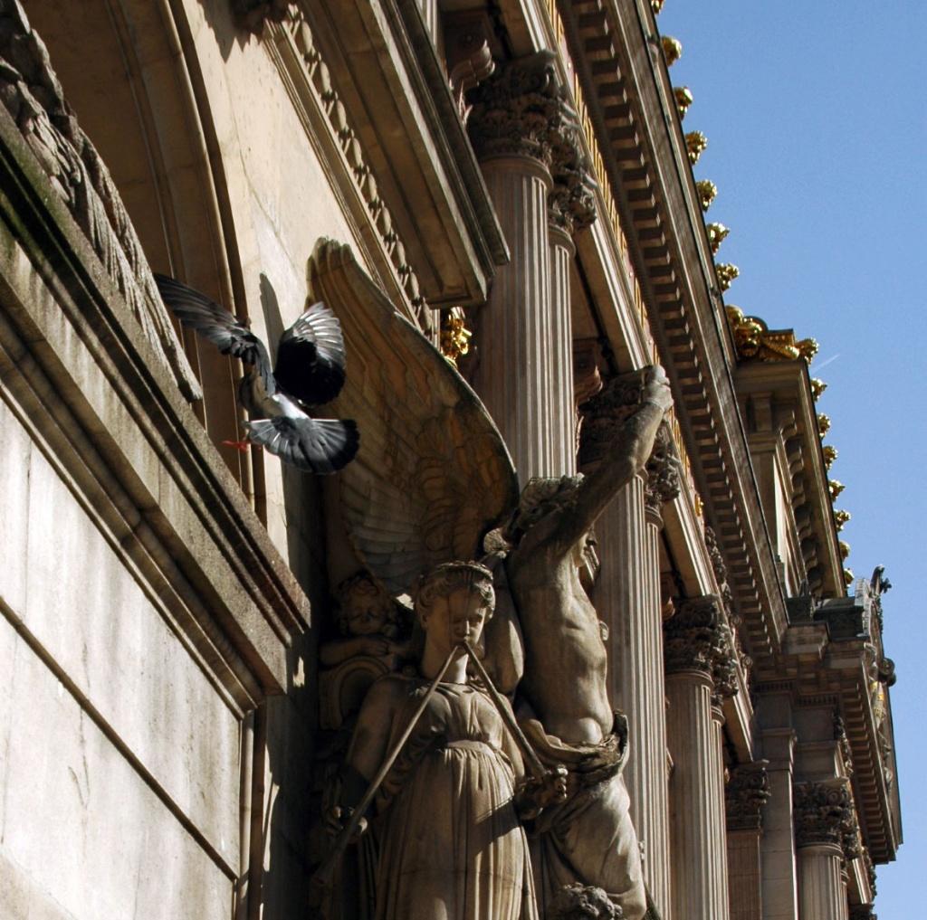 Opera Garnier by parisouailleurs
