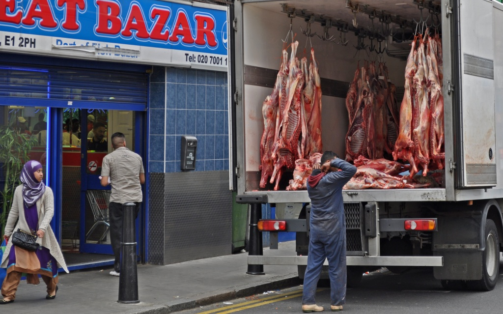 Meat Bazar by andycoleborn