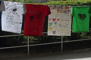 18th Apr 2011 - Clothesline Project