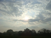 19th Apr 2011 - Morning sky