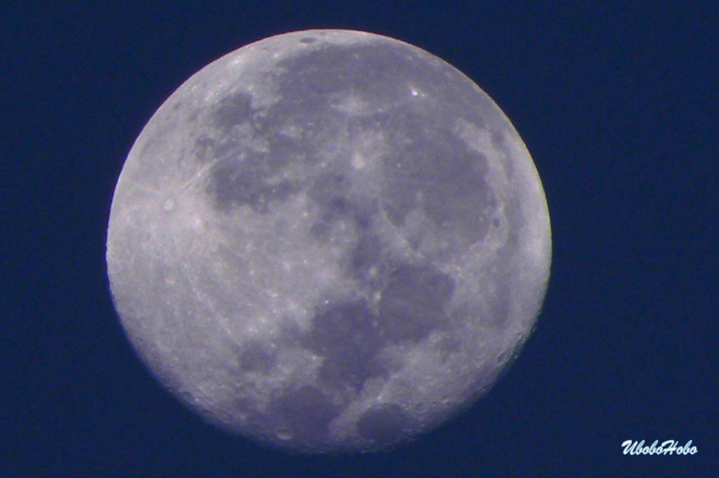 Full Moon by ubobohobo