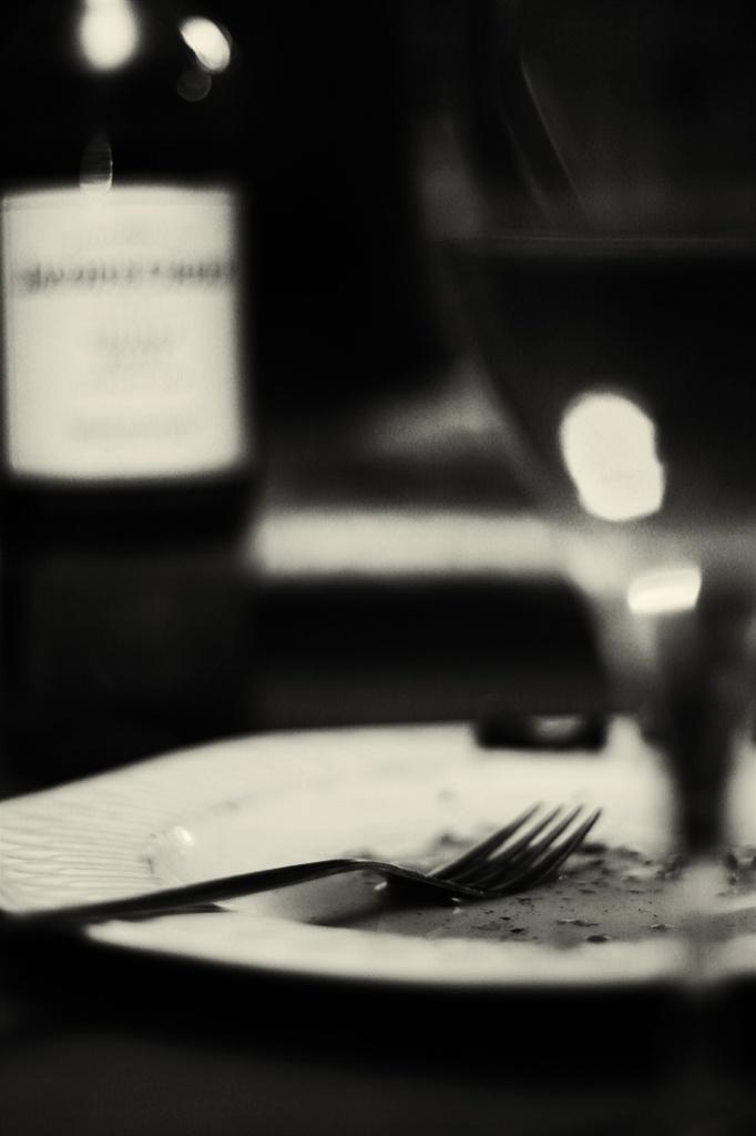 dinner by pocketmouse