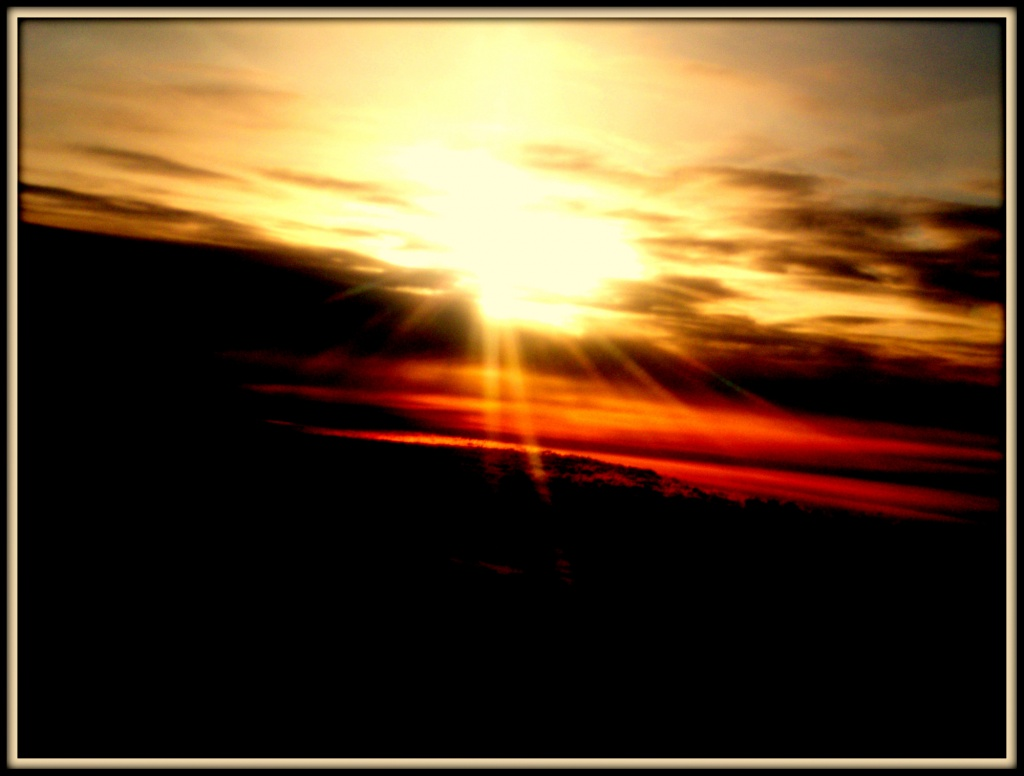 Sunset 1 by bruni
