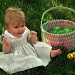 First Easter by peggysirk