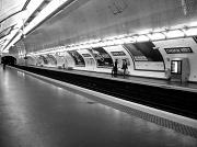 28th Apr 2011 - Metro Chemin vert