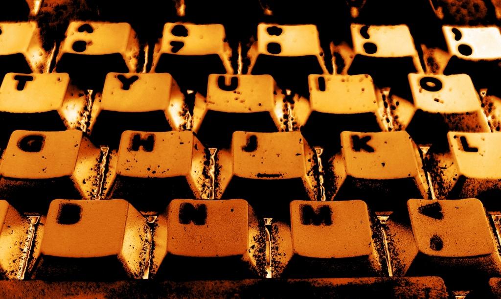 Keyboard Ingots by netkonnexion