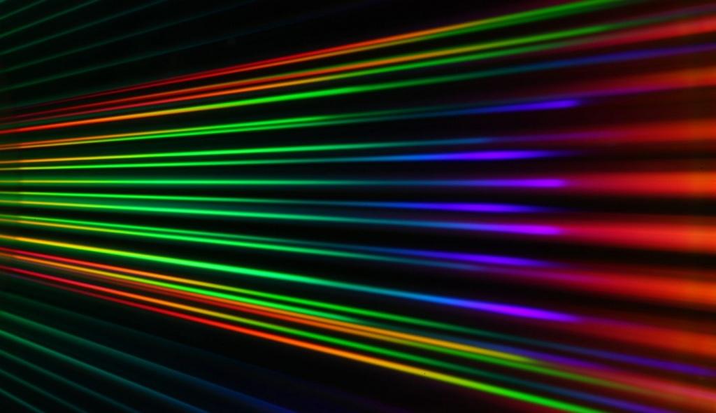 Rainbow lines by netkonnexion