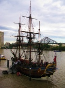 3rd May 2011 - HMB Endeavour