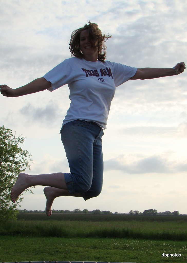 1 Teacher Jumping for Joy!! by dmrams