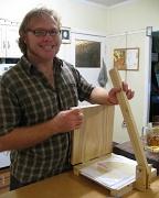 8th May 2011 - Gabe'sTortilla Making Gadget