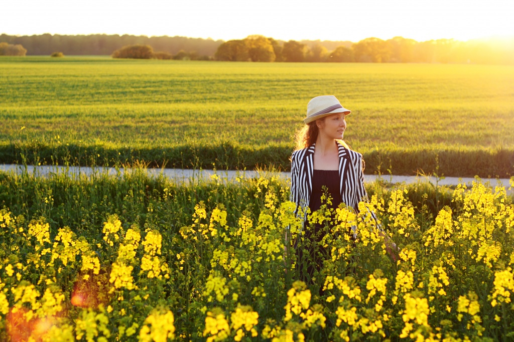 Field of Gold by lily