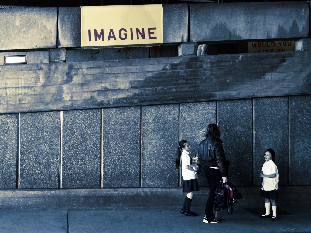 Imagine by rich57