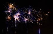 2nd Jun 2011 - Fireworks at the Riverside Festival
