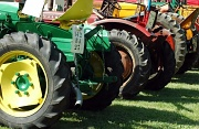 8th May 2011 - Tractors fair in a small village
