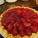 April 3. Homemade strawberry pie by margonaut