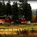 Mountain Farm by exposure4u